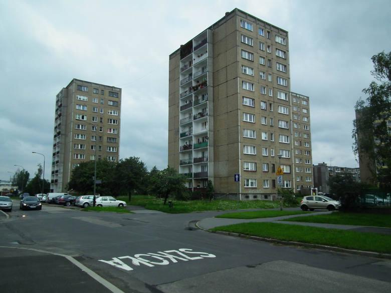 Najwięcej mieszkań policyjnych w Poznaniu znajduje się w okolicy Komandorii, Zawad czy ul. Wilczak.