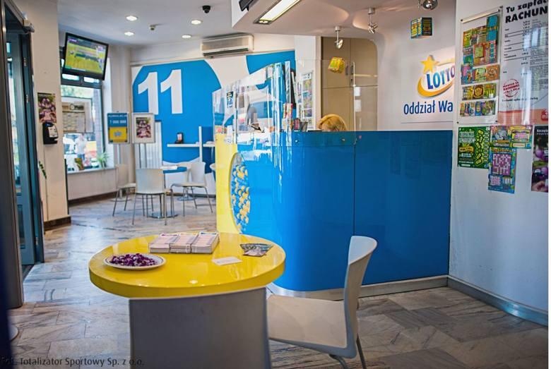 szczęśliwe kolektury Lotto w Lubuskiem
