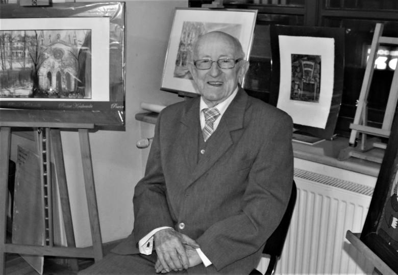 Józef Kukuła zmarł w Krzeszowicach w wieku 94 lat