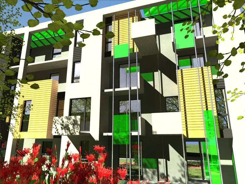 Mieszkania nad jeziorem Dąbie. Startuje budowa osiedla [ZDJĘCIA]