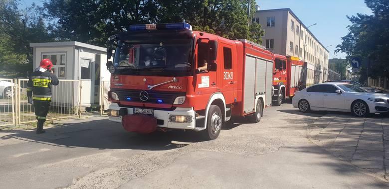 Alarm w zabytkowej willi Józefa Richtera przy ul. Skorupki w Łodzi postawił na nogi strażaków. Co się stało w budynku należącym do Politechniki Łódzkiej?CZYTAJ