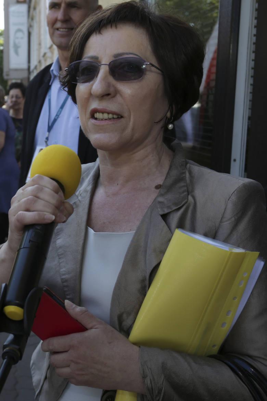 Eugenia Rębacz, Słupsk1. miejsce (kandydaci z kategorii przedsiębiorczość, zarządzanie, biznes) Prezes zarządu PSS Społem w Słupsku. Zarządza m.in. Galerią