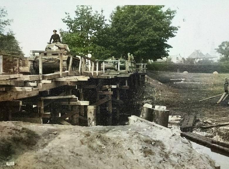 Atak hitlerowskich Niemiec na Praszkę.