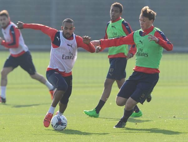 Krystian Bielik w nowym sezonie może dołączyć do pierwszej drużyny Arsenalu