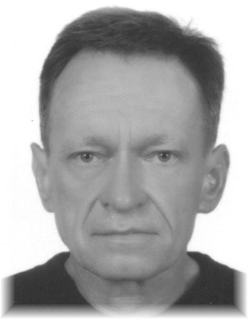 Zaginiony Janusz Szela.