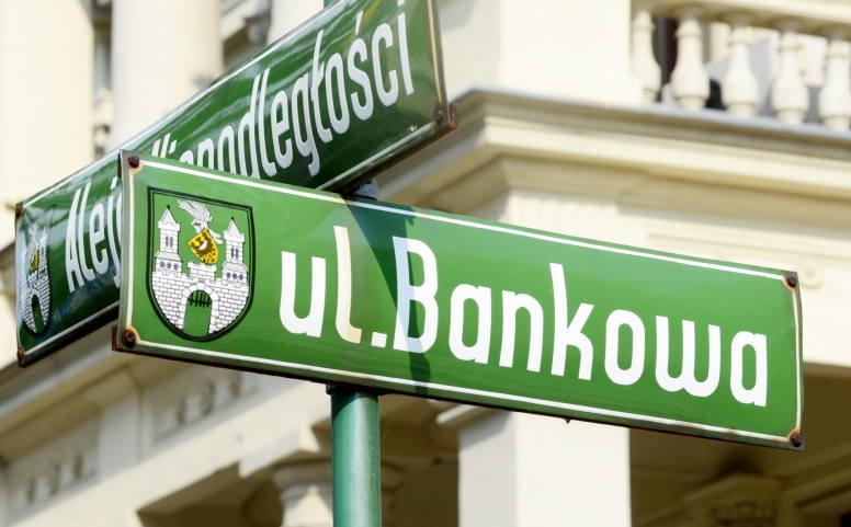 ul. Bankowa Zielona Góra