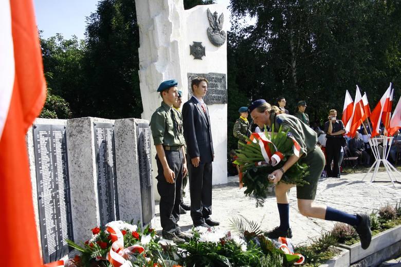 Pomnik upamiętniający obrońców Lublina z  1939 roku