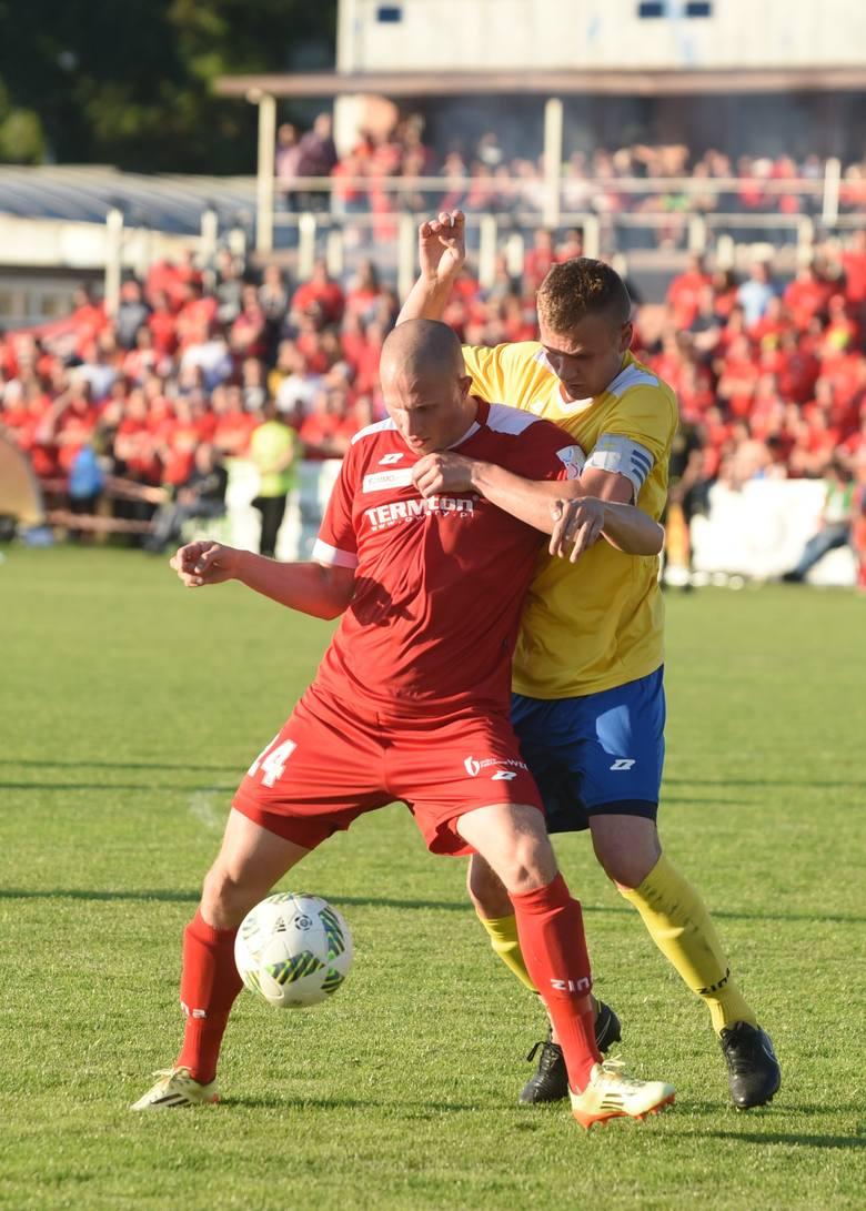 W 2016 roku Widzew awansował do III ligi