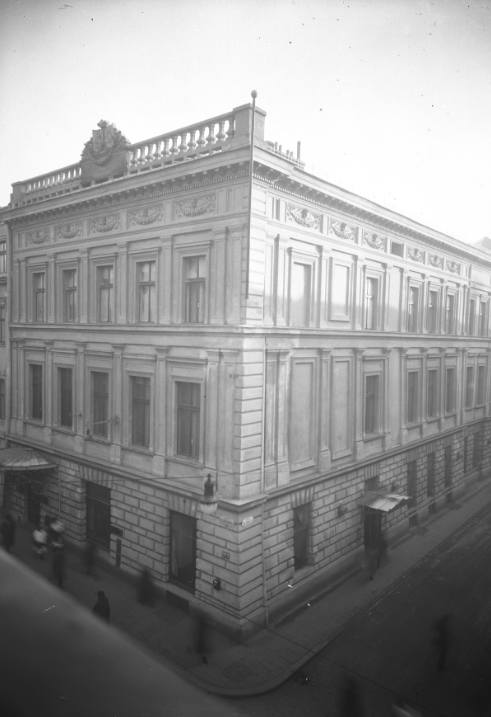 Grand Hotel w Krakowie.