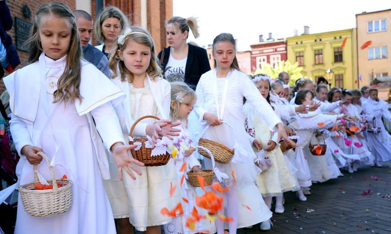 Boże Ciało to ważna i piękna uroczystość w kościele katolickim.