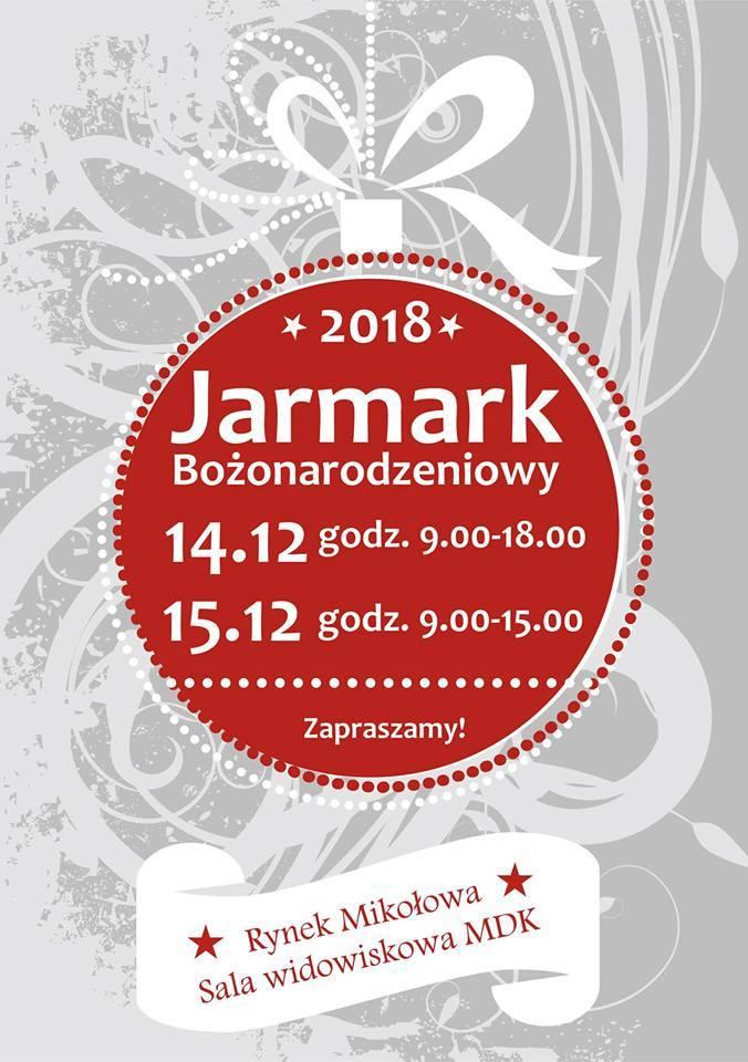 Jarmark Bożonarodzeniowy w Mikołowie