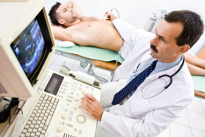 Badanie serca - echokardiografia przezklatkowa