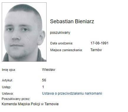 Handlarze narkotyków z Małopolski poszukiwani przez policję [RAPORT STYCZEŃ 2020] 31.01.2020