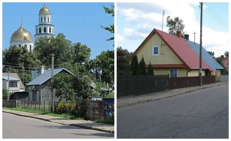 TOP 20 największych wsi w województwie podlaskim (zdjęcia)