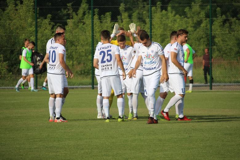 Lewart Lubartów przegrał z Podhalem Nowy Targ 0:1. Zobacz zdjęcia