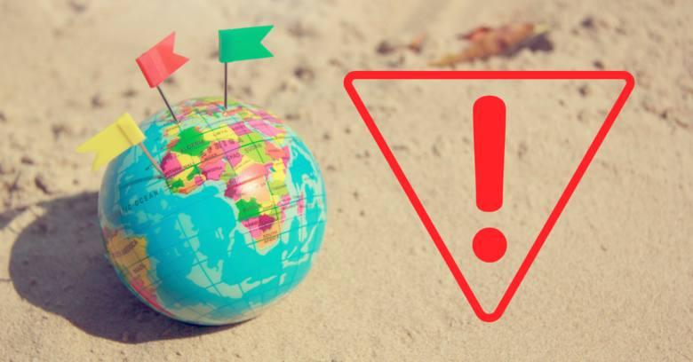 NOWE OSTRZEŻENIA MSZ. Niebezpieczne kraje, do których nie warto podróżować. Sprawdź listę, zanim zarezerwujesz urlop.