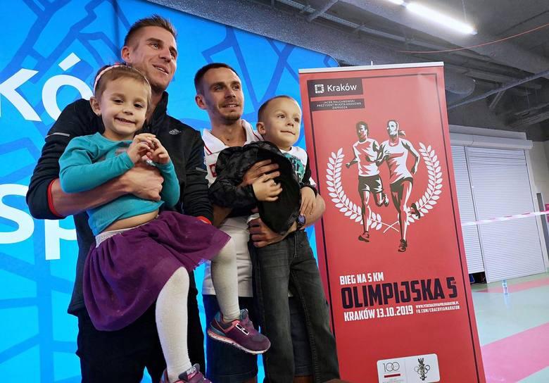 Marcin Lewandowski spotkał się z kibicami w Tauron Arenie