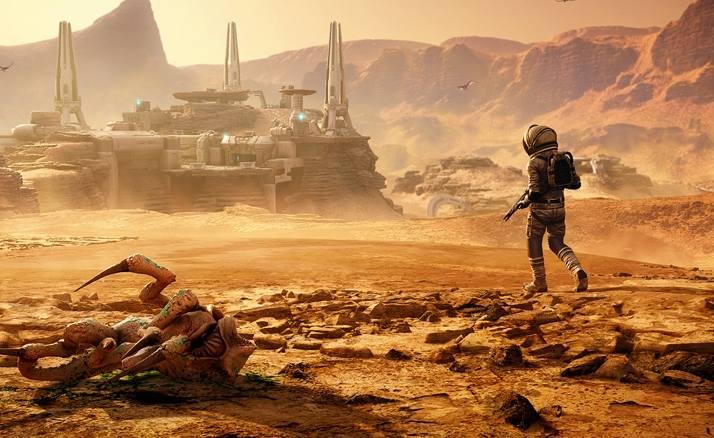 Far Cry 5: Lost on MarsFar Cry 5: Lost on Mars