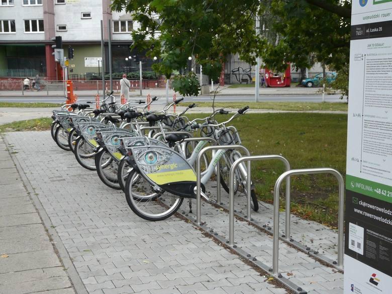 Gmina Koluszki. Nie pojeździmy już na publicznych rowerach