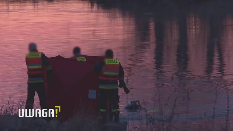 """Uwaga! TVN: Poćwiartował ciało partnerki i wrzucił do rzeki. Podejrzany: """"Chyba zwariowałem"""""""