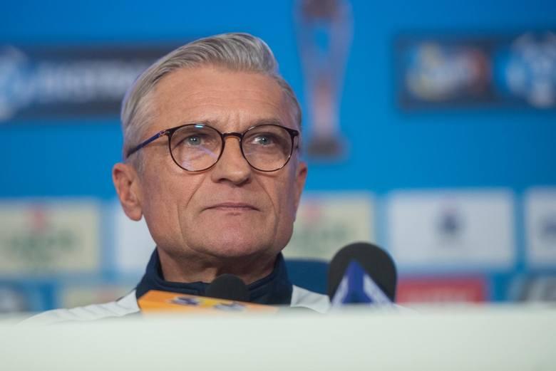 Adam Nawałka w poniedziałek zaczął pracę w Lechu Poznań