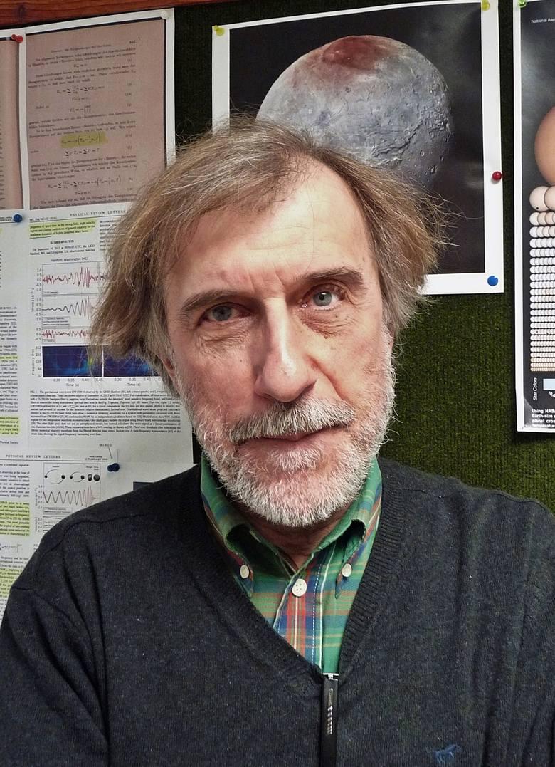 Prof. Jerzy Matyjasek: w kosmosie wszystko jest możliwe