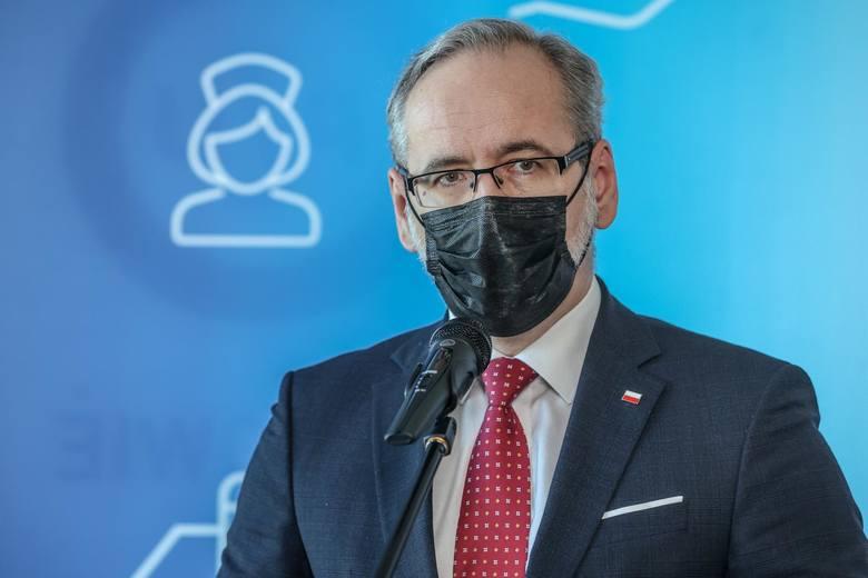 Adam Niedzielski o powrocie do standardowego leczenia: W dniu jutrzejszym podpiszę rozporządzenie ograniczające świadczenie teleporad