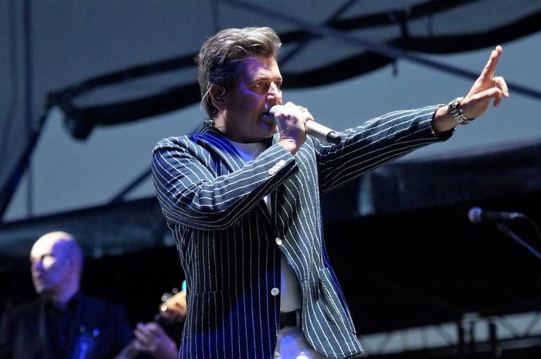 Bez wątpienia, największą gwiazdą tegorocznych Dni Inowrocławia był Thomas Anders z zespołu Modern Talking. W sobotę wieczorem, na lotnisku Aeroklubu
