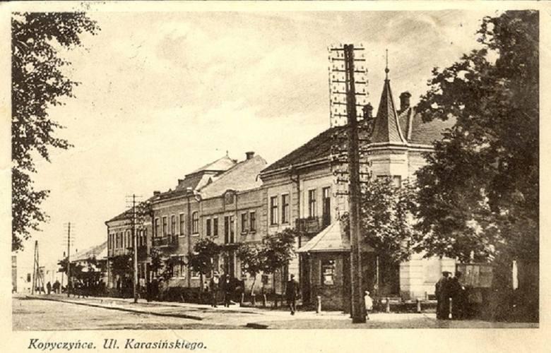 Kopyczyńce były typowym kresowym miasteczkiem. Leszek Jankowski opuścił je jako nastolatek w dramatycznych okolicznościach.