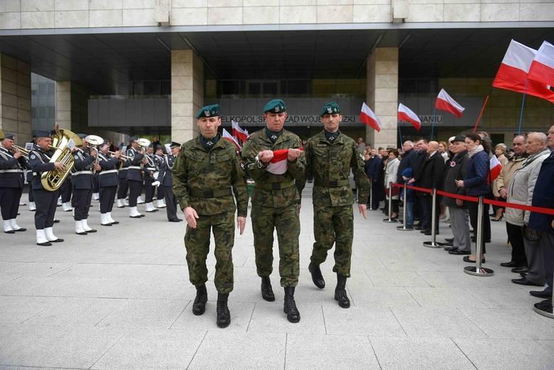 Dzień Flagi w Poznaniu