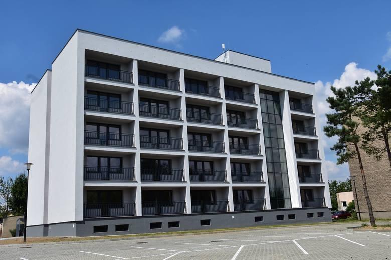 Nowe mieszkania komunalne w Rybniku powstały w dawnym internacie