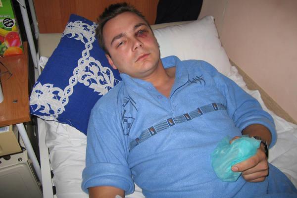 Macieja Witkowskiego czeka skomplikowana operacja wszczepienia platynowej płytki.