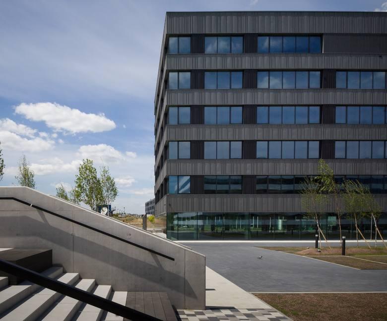 Inwestycje biurowe Grupy BUMA są jednymi z najbardziej rozpoznawanych w Krakowie
