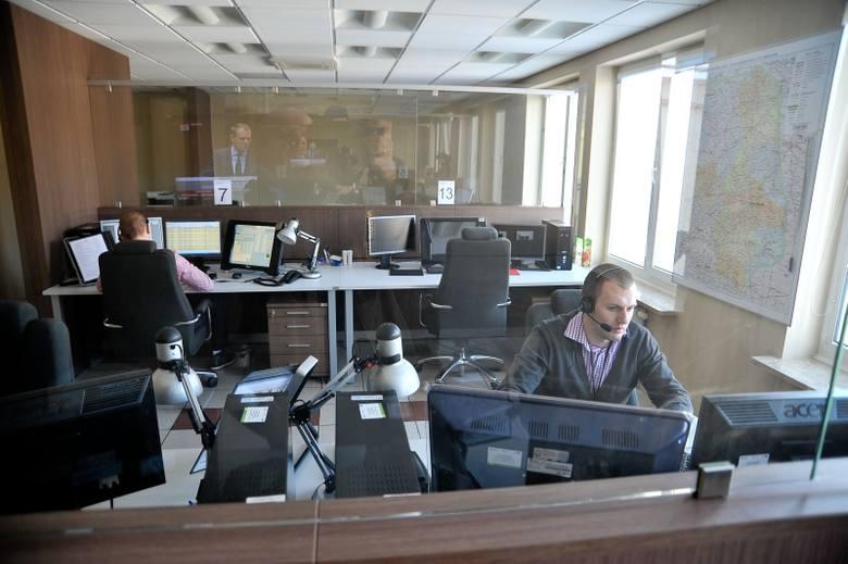 WCPR przy Warszawskiej obsługuje numer alarmowy 112 (zdjęcia)