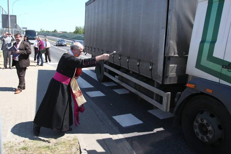 Łącznik Rzeszowa z autostradą i S-19 oficjalnie otwarty [ZDJĘCIA]