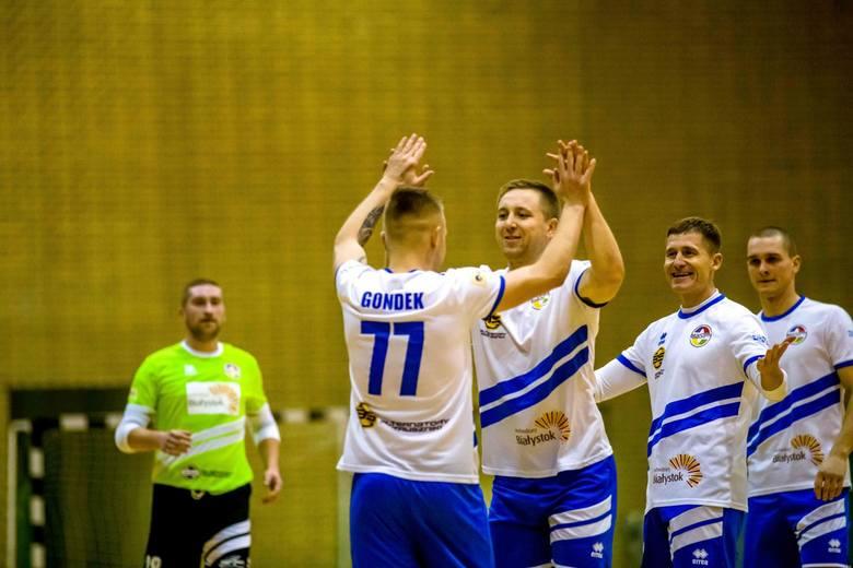 Futsaliści MOKS Słoneczny Stok w pierwszym tegorocznym występie zagrają z Rekordem Bielsko-Biała