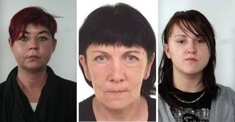 Te kobiety są aktualnie poszukiwane przez kujawsko-pomorską policję. W galerii prezentujemy zdjęcia oraz rysopisy. Sprawdź, czy je rozpoznasz! Może mieszkają
