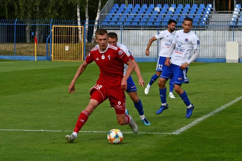 Strzelał w III lidze i Pucharze Polski, Piotr Krawczyk czeka na debiut w ekstraklasie i Górniku Zabrze