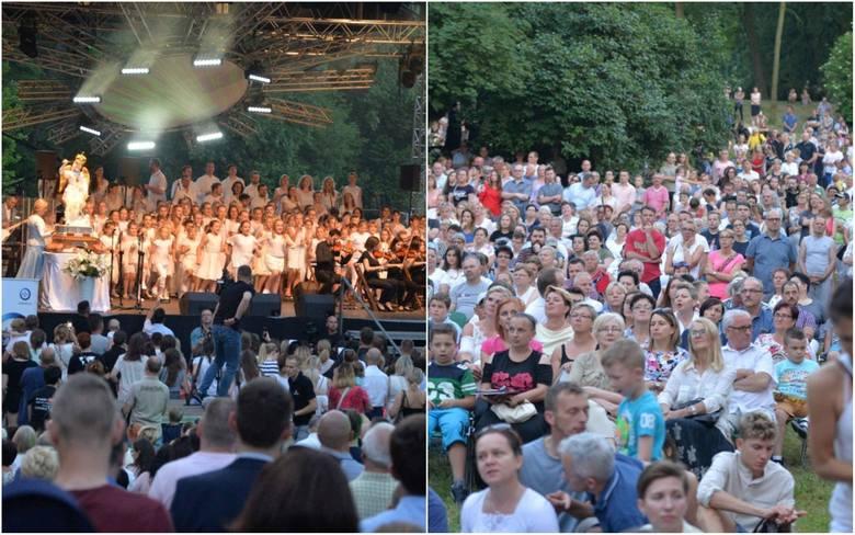 Wideo:  Koncert Uwielbienie 2018 w Parku Sienkiewicza we Włocławku