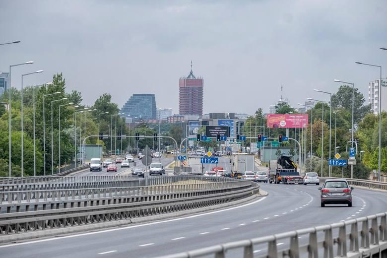 Ul. Krzywoustego - jedna z dróg w Poznaniu, gdzie najczęściej łamie się ograniczenia prędkości