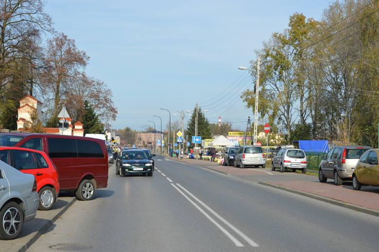 Objazdy, czyli jak dojechać na cmentarze w Skierniewicach [MAPA]