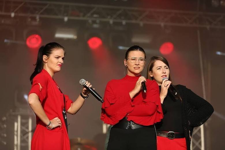 Frele, czyli Marcelina Bednarska, Marta Skiba i Magdalena Janoszka.