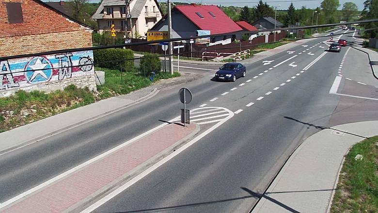 Prace przy drugim etapie przebudowy skrzyżowania w Czajowicach potrwają do czerwca tego roku