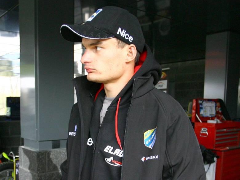 Adrian Miedziński okrzyknięty został bohaterem poniedziałkowego meczu.