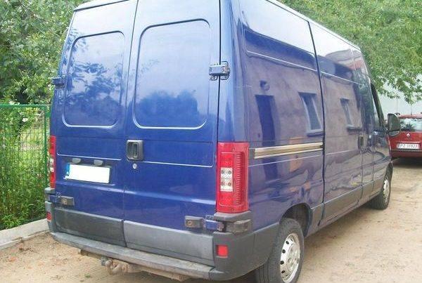Bus, którym jechał 45-latek, był kradziony.