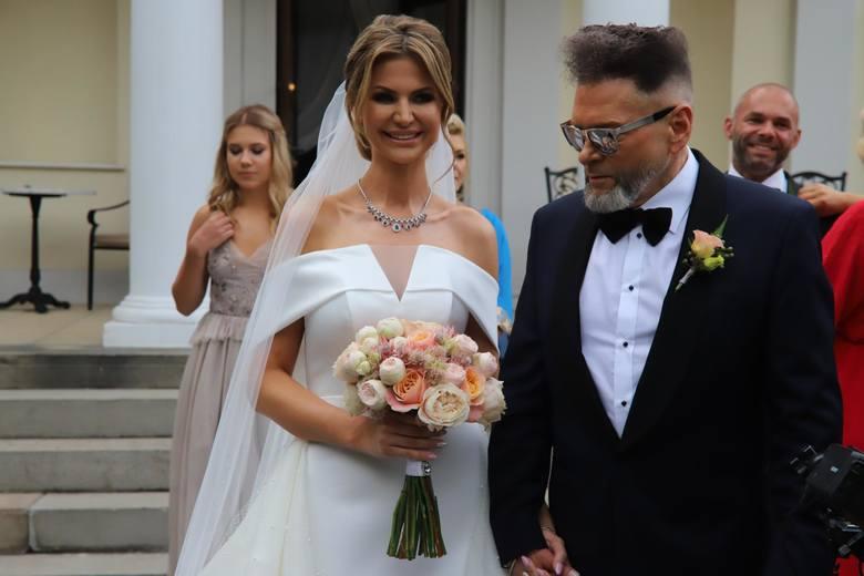 Maja Plich z Krzysztofem Rutkowskim związana jest od wielu lat, w 2012 roku na świat przyszedł ich syn. W 2019 roku odbył się huczny ślub pary. Maja