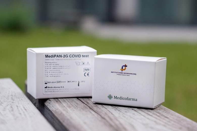 Polski test na koronawirusa wynaleźli naukowcy z Poznania. Tygodniami zalegał w magazynach, ale wszystko wskazuje na to, że jest przełom w jego spra