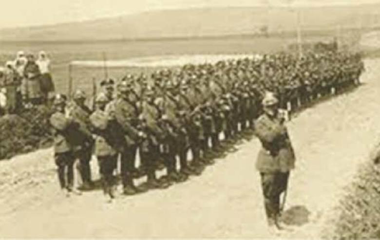 W miejscowości znajdowała się strażnica Korpusu Ochrony Pogranicza