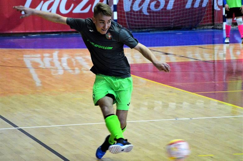Jakub Gędłek po dwóch meczach mistrzostw Polski ma na swoim koncie 3 zdobyte gole