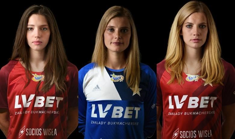 A gdyby piłkarze Wisły Kraków byli... kobietami? Obejrzyj zdjęcia!